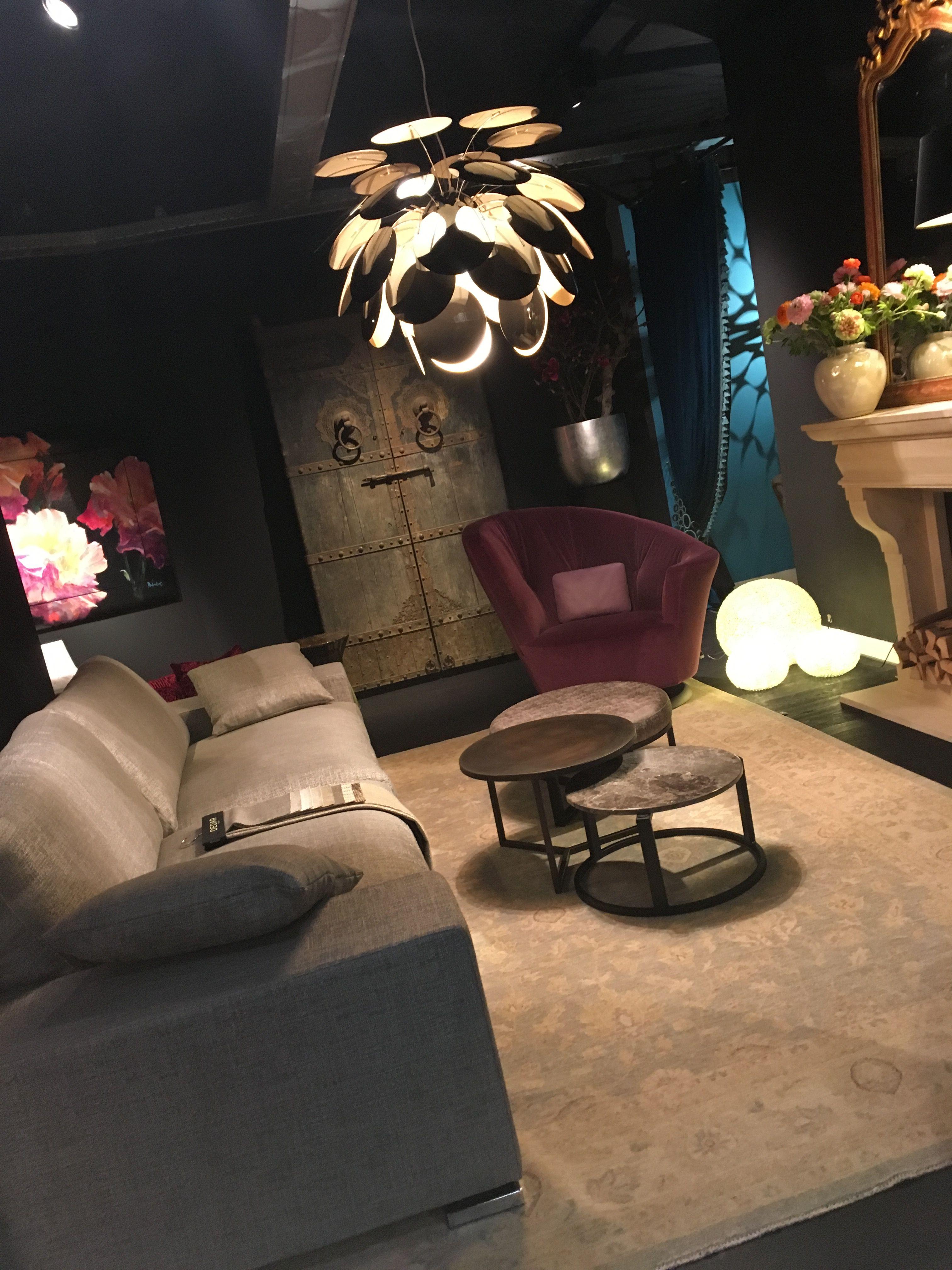 Showroom #guillaume #design www.pga.nl #marset #diez #giorgetti