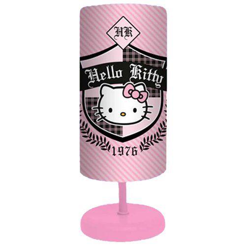 Hello Kitty Table Lamp Hello Kitty Pinterest Hello Kitty - Hello kitty lamps for bedroom