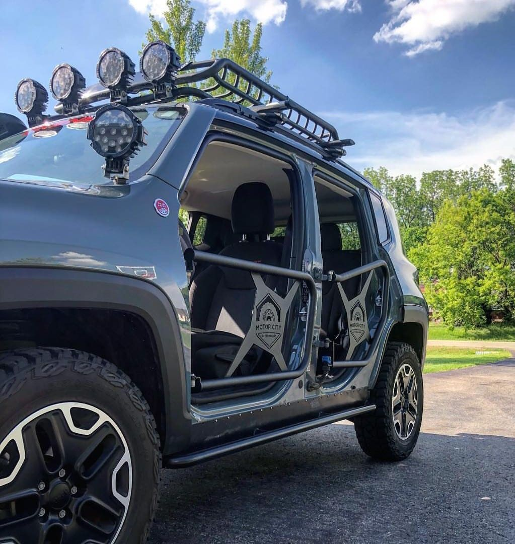 Wish They Made Doors Like This For Wk2 S Jeep Renegade Trailhawk Jeep Renegade Jeep