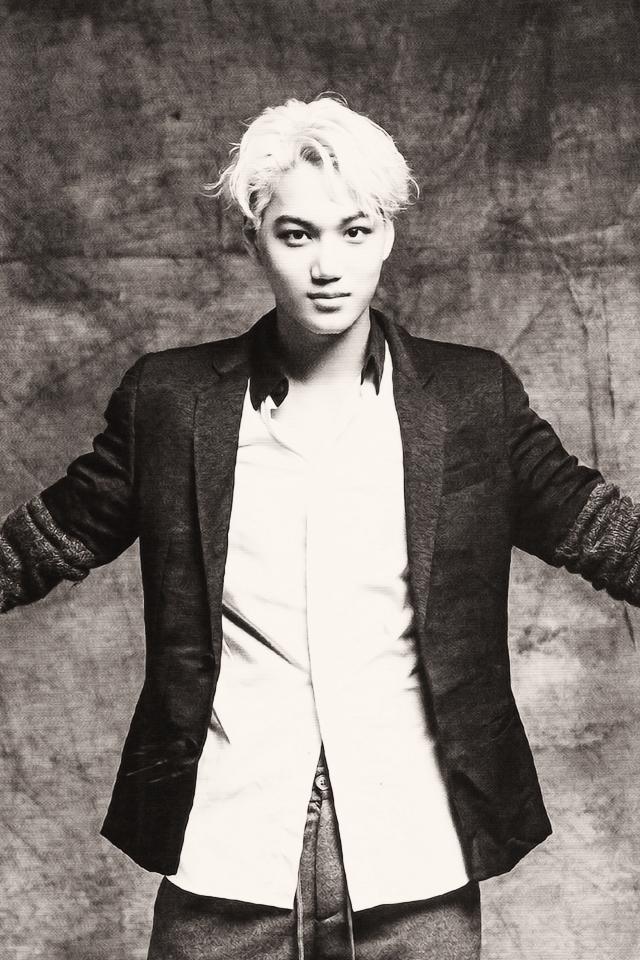 dont miss 2014 exo kai kpop haristyle wallpaper hd