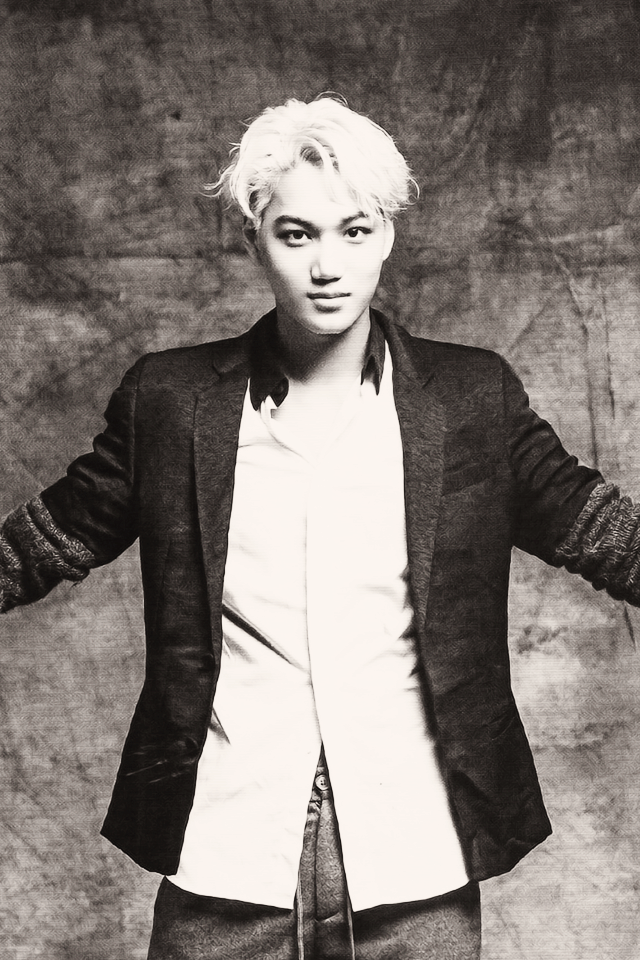 dont miss 2014 exo kai kpop haristyle wallpaper hd