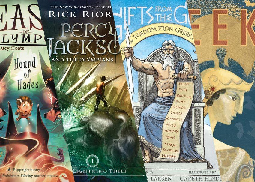 Great Greek Mythology Books For Kids Brightly Greek Mythology Books Mythology Books Greek Mythology Lessons