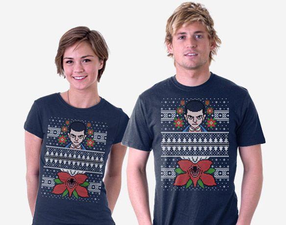 Stranger Christmas T-Shirt