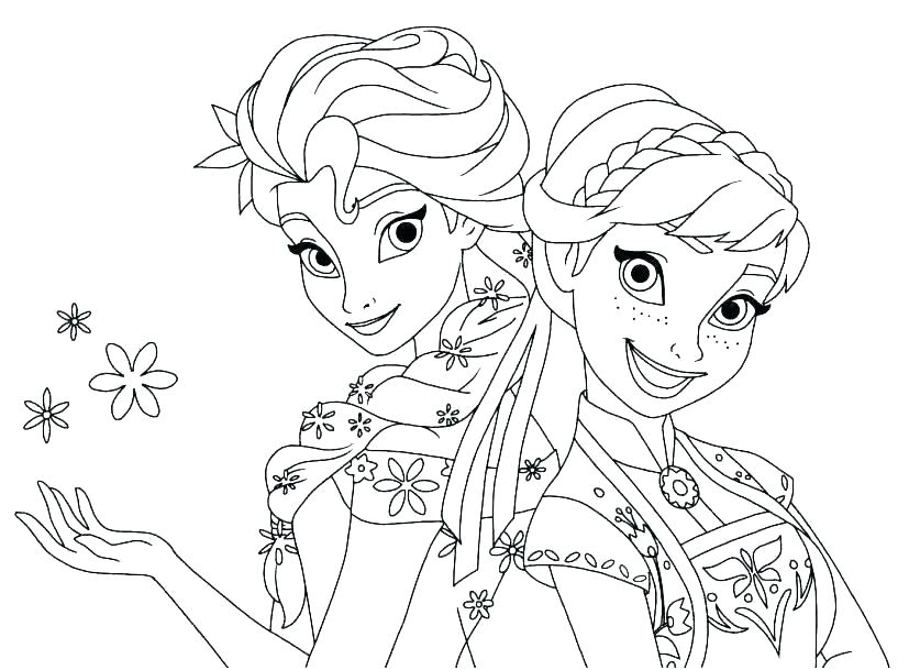 Full Size Of Coloring Pages For Girls Printable Princess Frozen Colouring Sheets Portraits Astounding Frozen Coloring Frozen Coloring Pages Elsa Coloring Pages