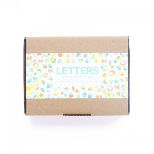 Letters to your child by Two Little Ducklings! The ULTIMATE baby