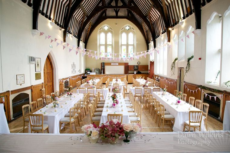 Village Hall Wedding Decor Wedding Wedding Reception Wedding