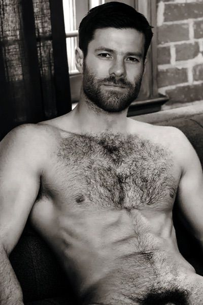 Consider, men with hairy pubes well