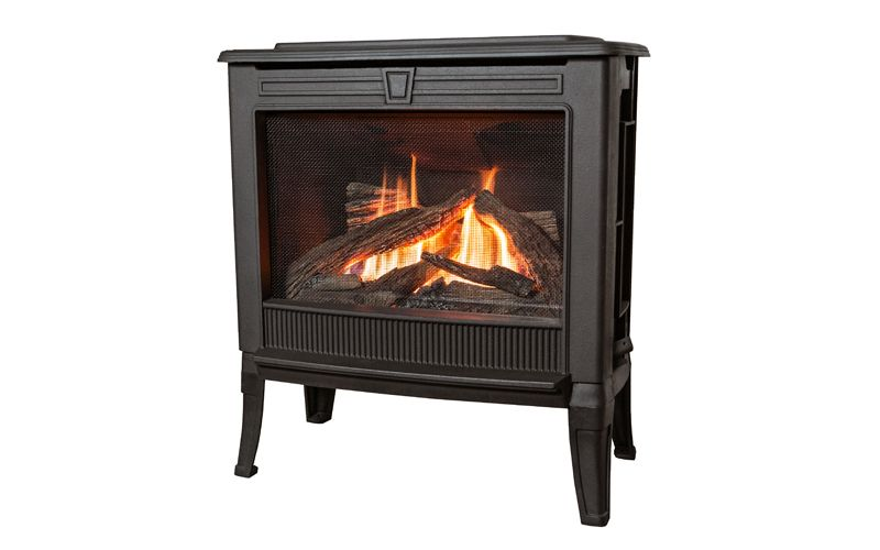 Valor Madrona Traditional Series Gas Fireplace Gas Stove Freestanding Fireplace