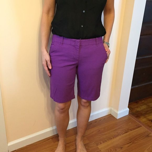 J.Crew Bermuda Shorts These Might Be From The Factory