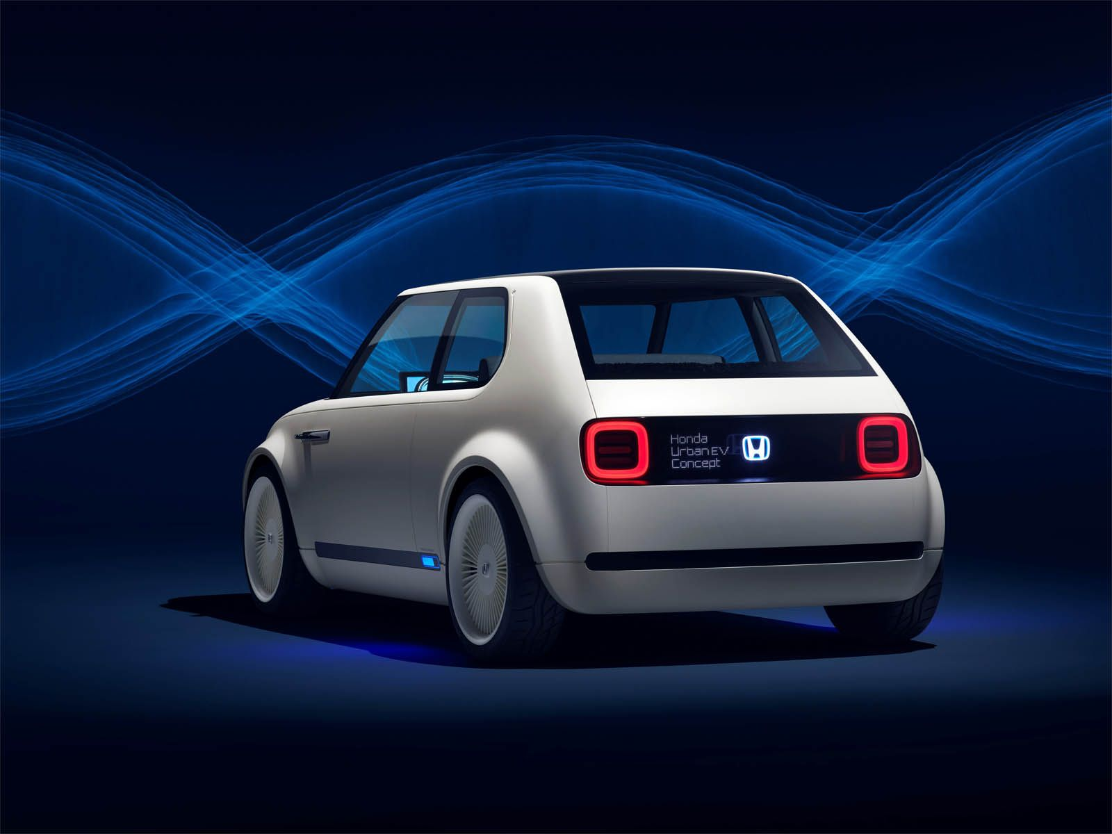 Honda S Urban Ev Concept Borrows From The Past Looks To The Future Carscoops Honda Concept Cars Car