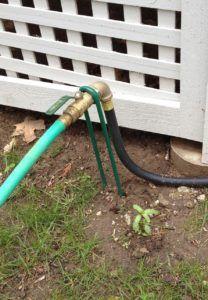 Merveilleux Outdoor Faucet Extension Garden Hose