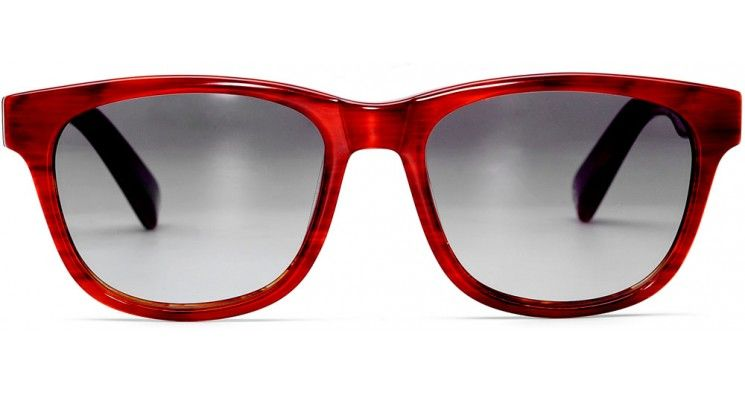 Madison, one of the new Fall frames from Warby Parker.  I want them!