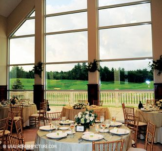 Indian Pond Country Club Of Kingston Ma One Two Venues For The Wedding