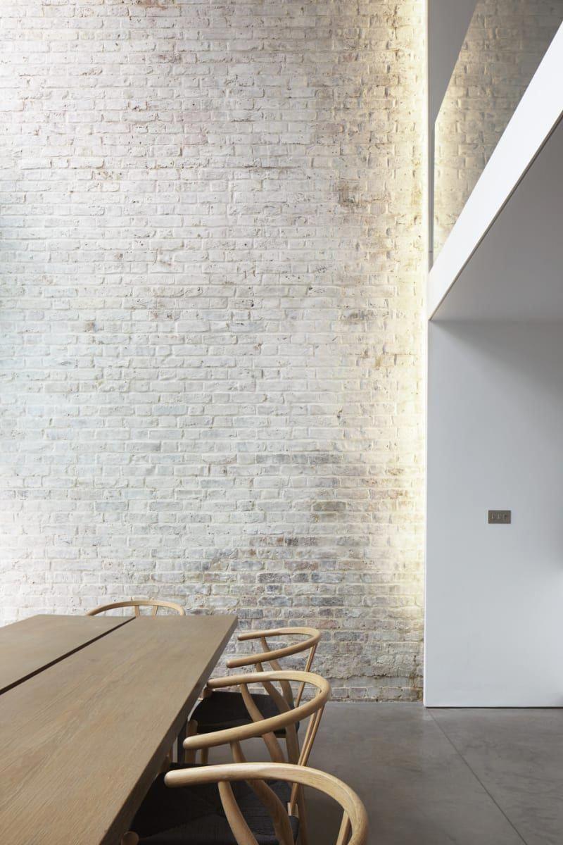 33 Modern Interior Design Ideas Emphasizing White Brick Walls Tags White Brick Wall Decor White Brick Wa Brick Interior Brick Interior Wall Brick Wall Decor