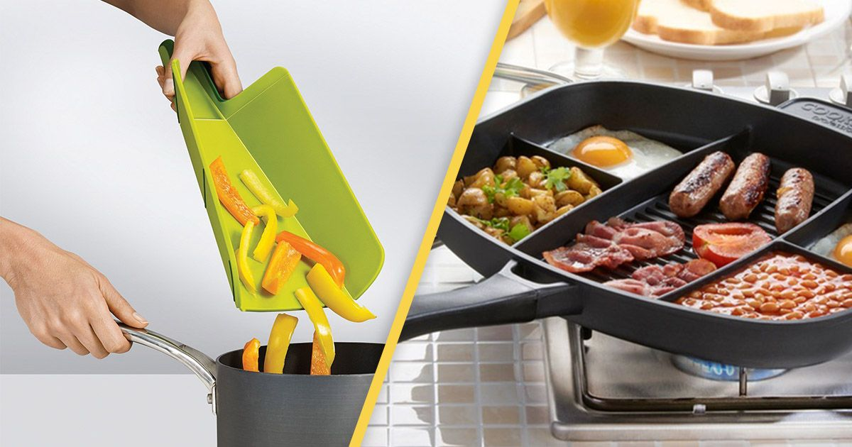 15 Best Kitchen Gadgets You Need In Your Life 2017