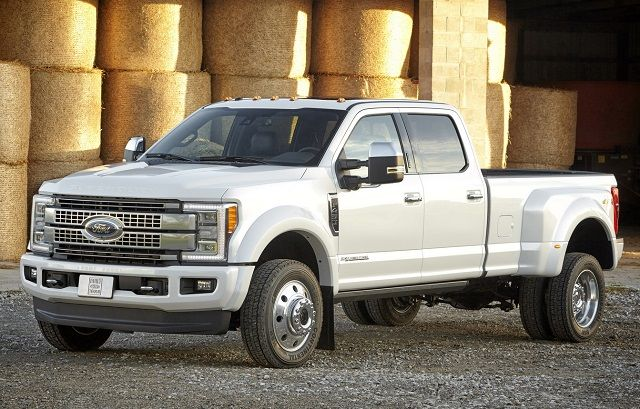 2017 Ford Super Duty Redesign Interior And Release Date