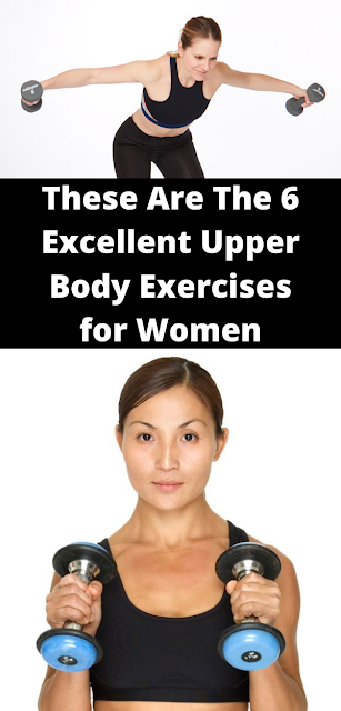 Grab your dumbbells, hit the gym or find a space at home and follow these 6 exercises below to get t...