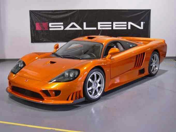 Saleen S7 0-60 mph: 3.3 seconds HP: 550 hp Price: $395,000 | Exotic ...