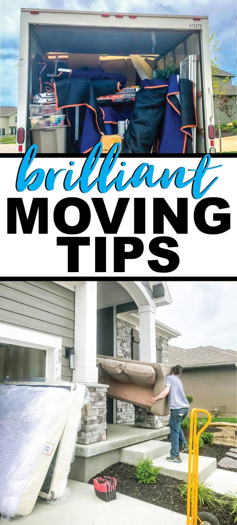 26 Brilliant Moving Tips and Tricks