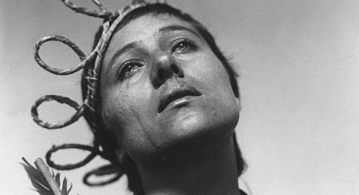 City Lights series. The Passion of Joan of Arc playing 12/8 at 3 pm