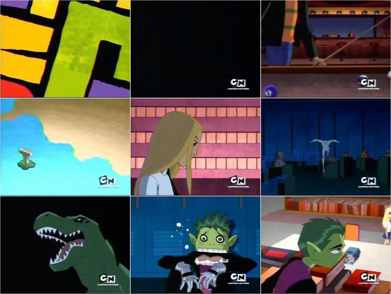 Watch Teen Titans Episode 27 English Subbedat Allwebtube-3081