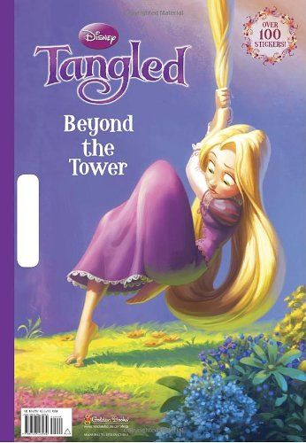 Beyond The Tower Tangled Giant Coloring Book Niftywarehouse