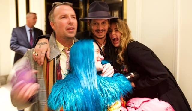 With Doug Stanhope, Doug Stanhope and Amy Bingaman in ...