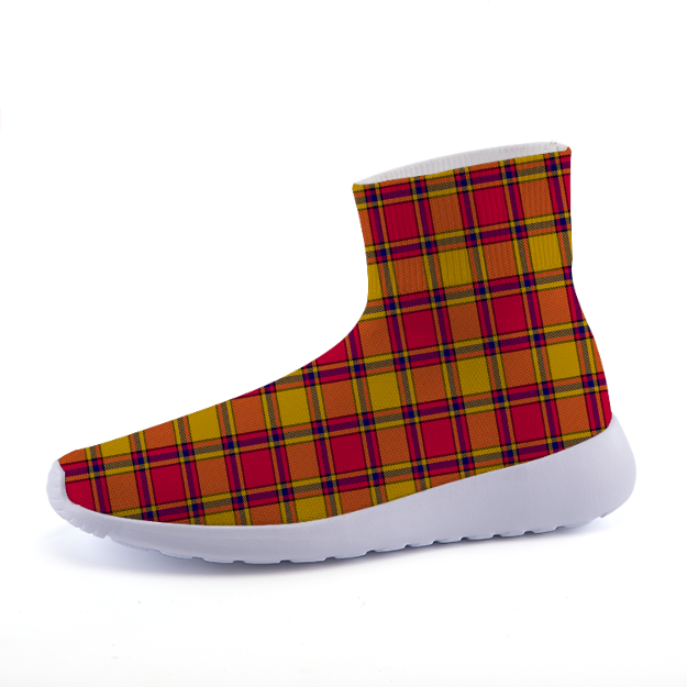 SCRYMGEOUR TARTAN LIGHTWEIGHT CASUAL SNEAKER S1