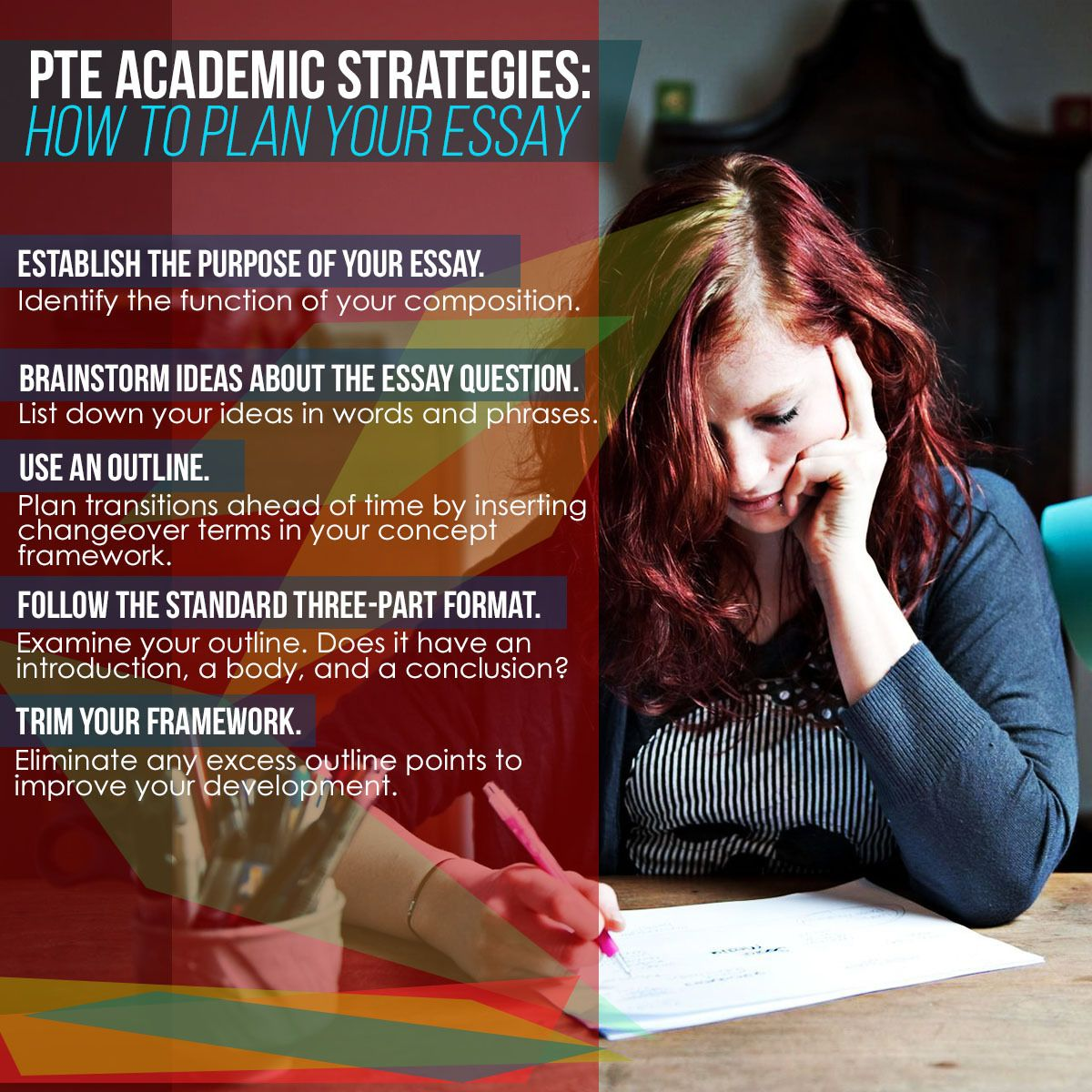PTE Academic Strategies: How to Plan Your Essay   Jrooz PTE