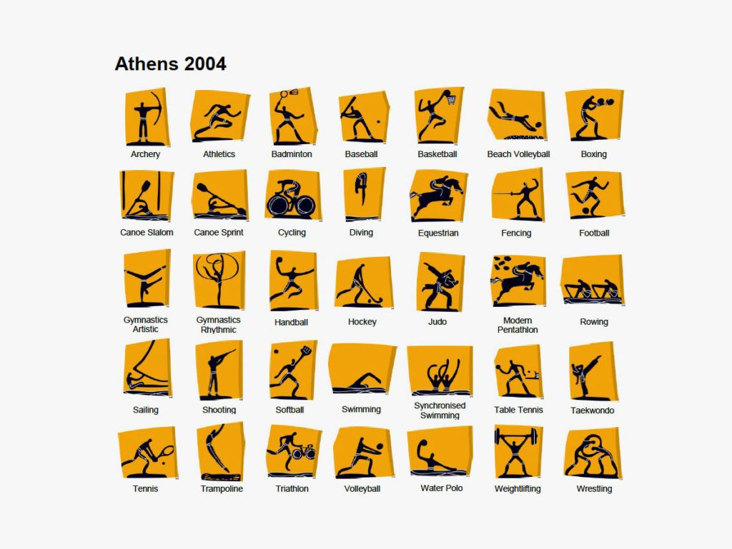 Decoding the hidden meanings of olympic symbols decoding decoding the hidden meanings of olympic symbols athens 2004 pictograms are biocorpaavc Images