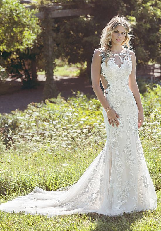 43b780ce97a Pin by The Knot on Wedding Dresses in 2019