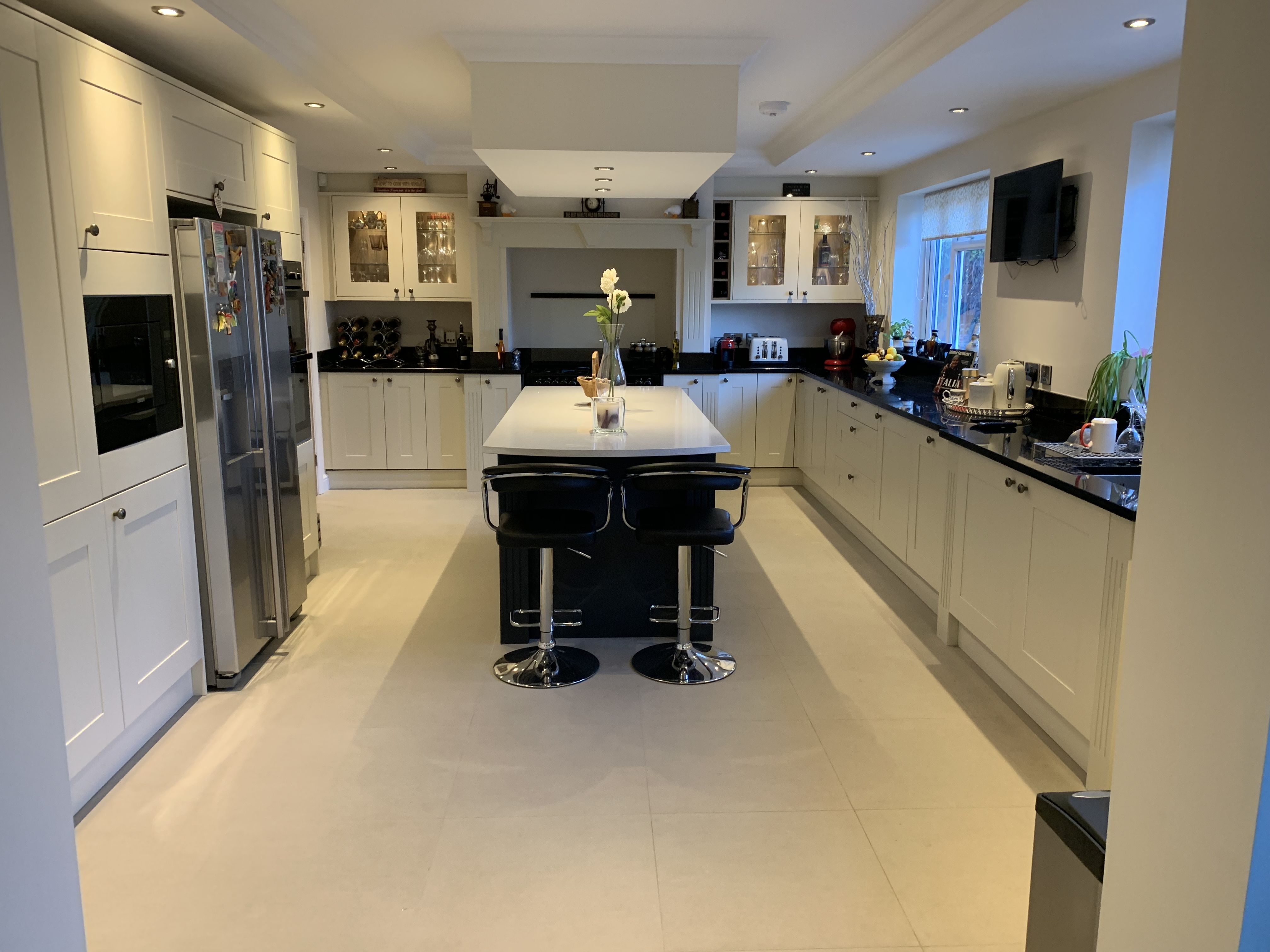 We love a unique take on one of our kitchen ranges