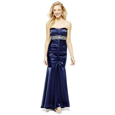 JCPenney Mermaid Dresses for Prom