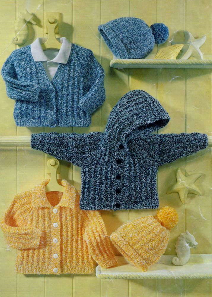 Pin de Janet Greenside en Baby knitting | Pinterest