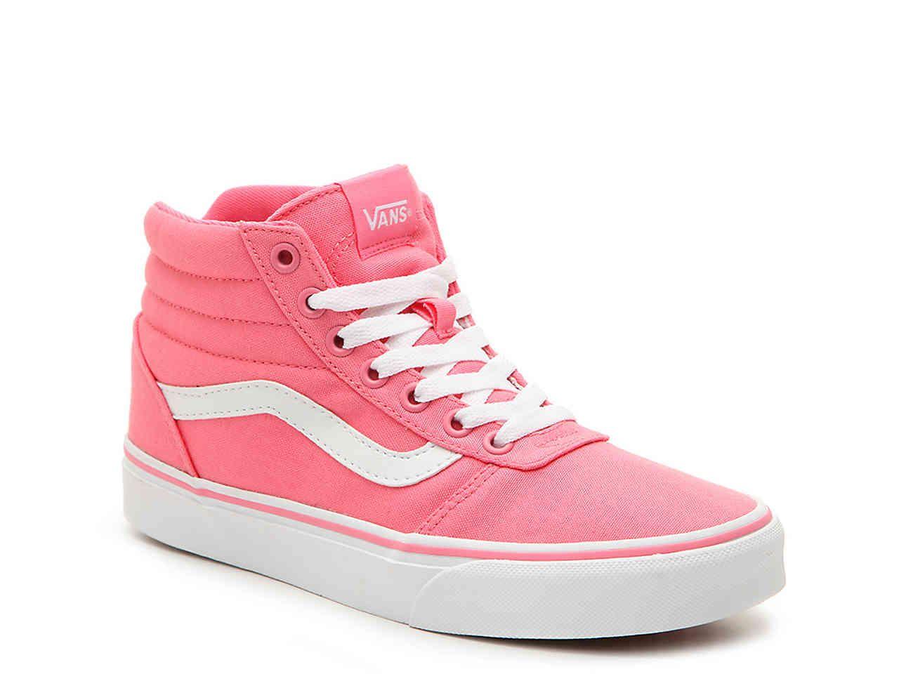 Vans Ward High-Top Sneaker - Women's
