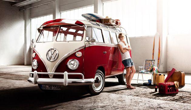 """O princípio e o fim do famoso VW """"Pão de Forma"""""""