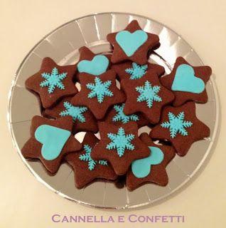 Dicembre - #Vogliadi #Natale - Biscottando per Natale   Cannella e confetti blog