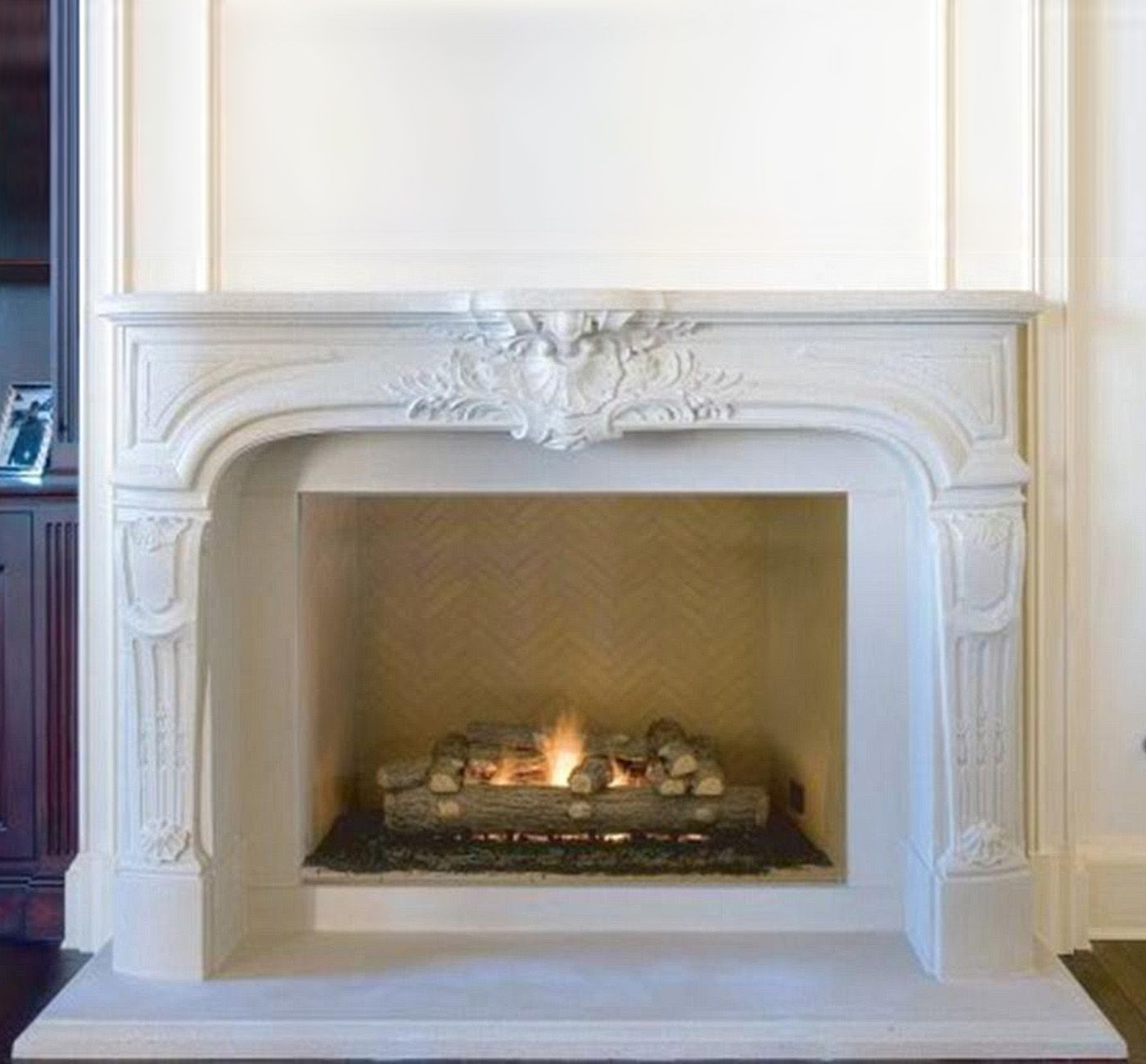 Other Color Options Avail Fireplace Mantels Fireplace