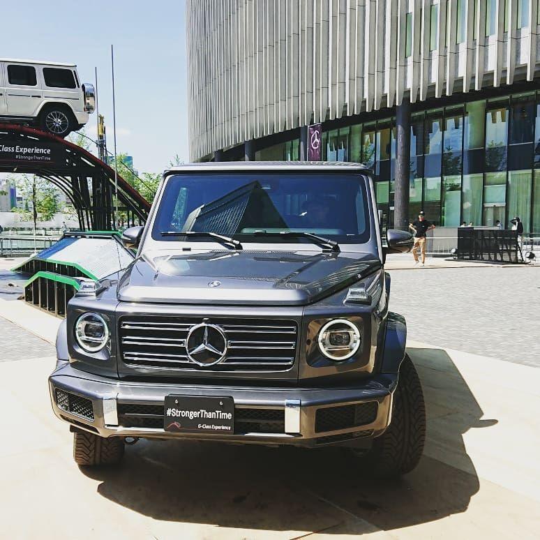 Mercedes Benz G Class An Icon Reinvents Itself Benz G Class Mercedes Benz G Class G Class
