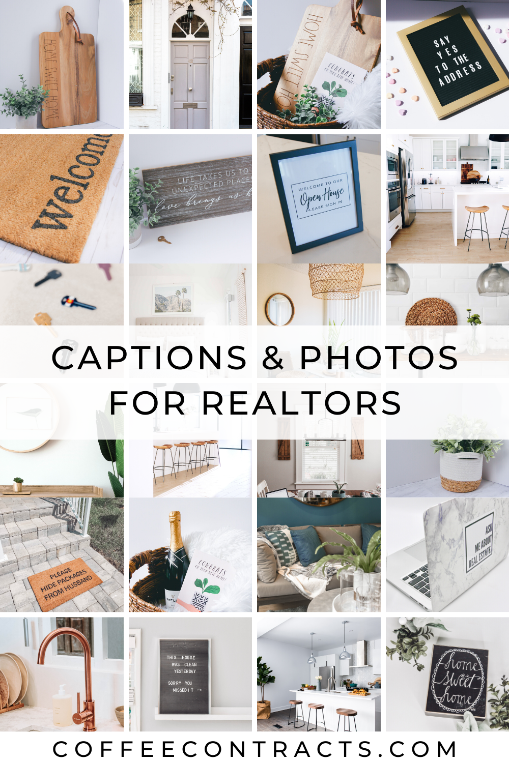 Instagram Photos and Captions for Realtors