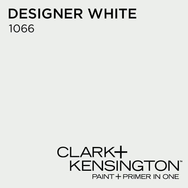 Designer White 1066 By Clark Kensington True Trim For Bathroom Kids Room Paint