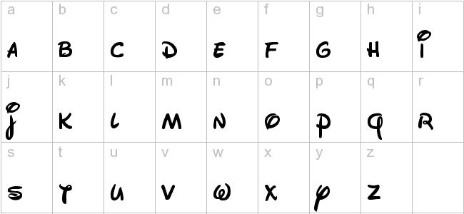 Walt Disney Typo 1 | Typography | Pinterest | Disney, Fonts and ...