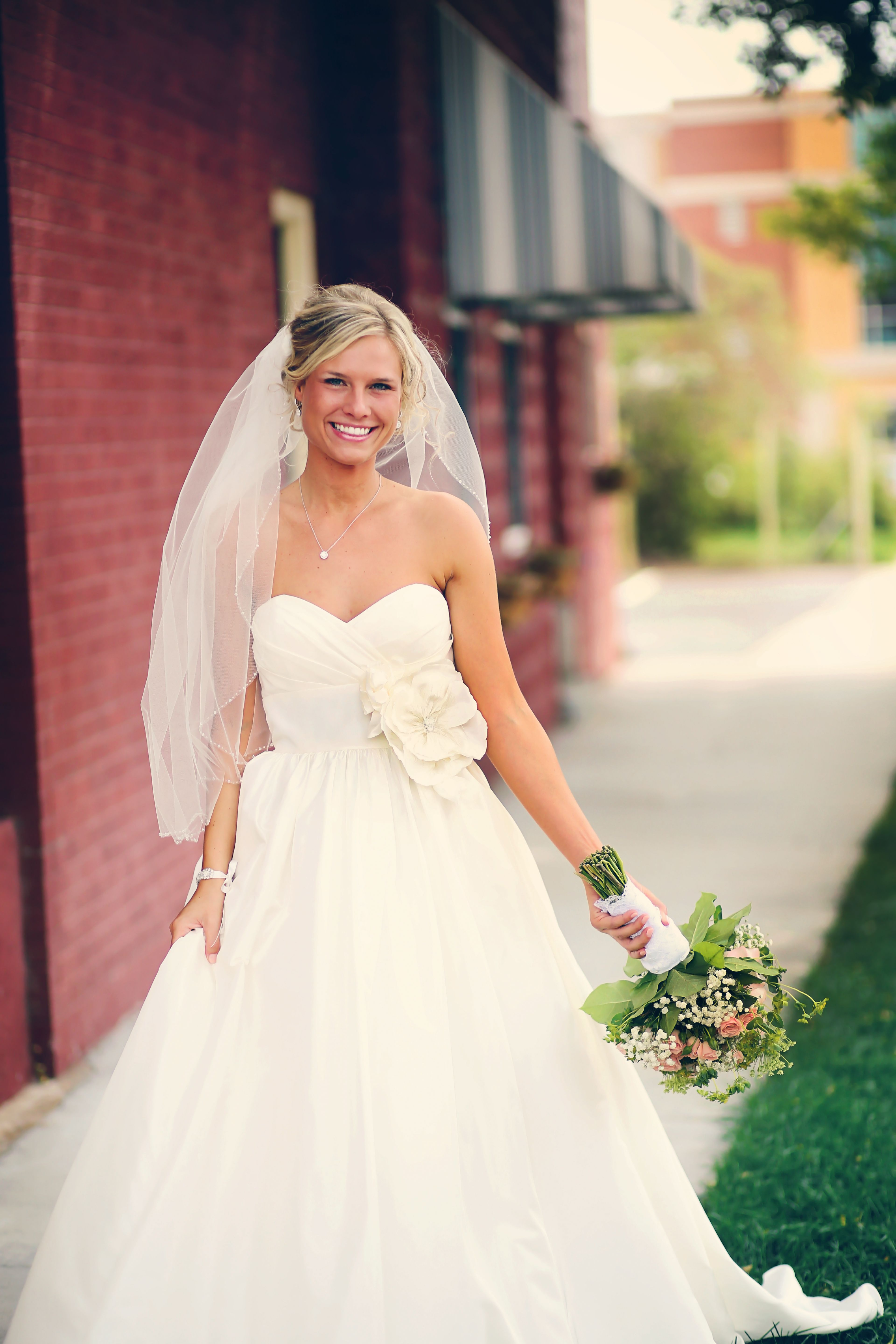 Watters Mimi Size 4 Wedding Dress And