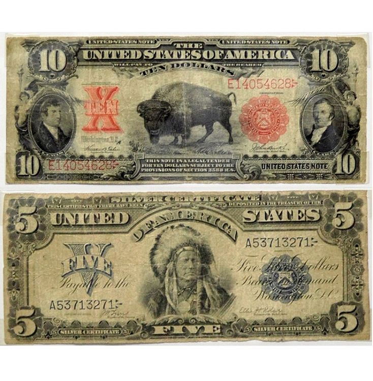 Wild West Framed Currency Collection+ | Money (Currency) | Pinterest ...