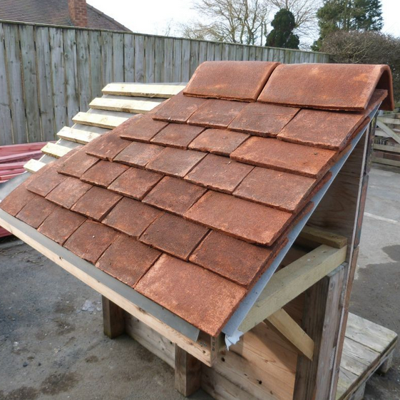 Handmade Plain Shire Tiles Shire Clay Roof Tiles Roof Styles Clay Roofs