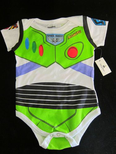 9e1e14b49 Disney Buzz Lightyear Infant Boys Onesie Outfit Toy Story Size 12 months ~  New $12 Free Shipping