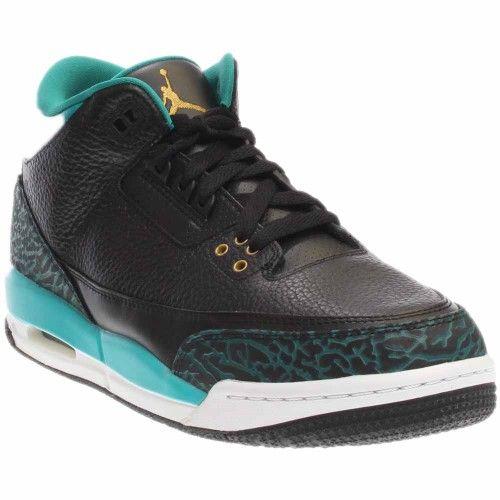 090391bfe277a6 ... italy nike jordan kids air jordan 3 retro gg basketball shoe jet 4ec21  b41d3