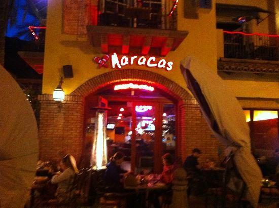 Maracas Mexican Restaurant In Palm Springs Ca