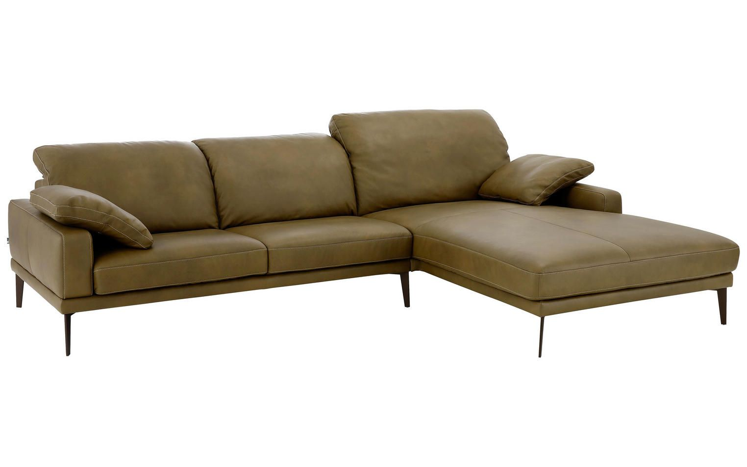 Wohnlandschaft Echtleder Sectional Couch Couch Living Room