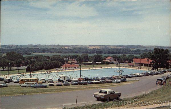 Camp dodge swimming pool memory lane des moines iowa - Decorah municipal swimming pool decorah ia ...